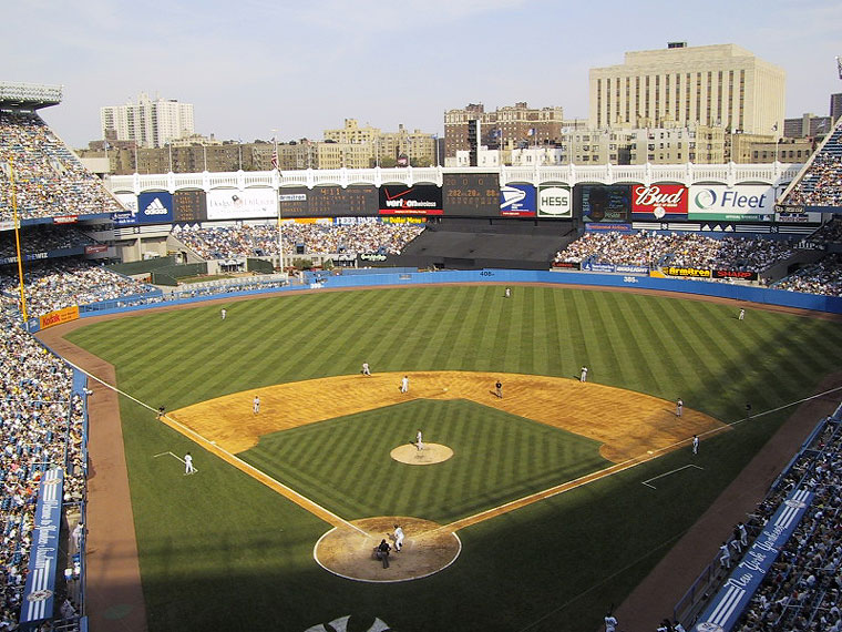 Yankee Stadium Tickets Tour
